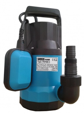 Потопяема помпа за мръсна вода Technik PSP 400-5
