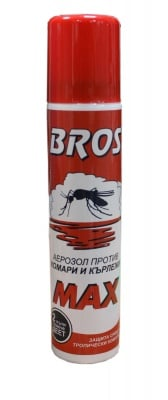 Спрей MAX против комари - BROS