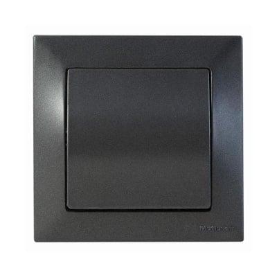 Единичен ключ тъмно сив с.х.1 - Candela