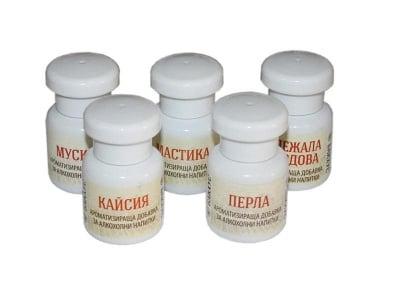 Ароматизираща добавка за алкохолни напитки - Анетол