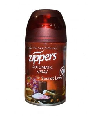Резервен спрей Zipper - Secret Love