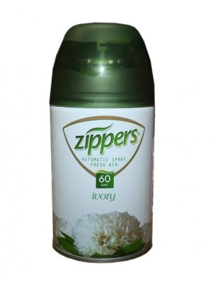 Резервен спрей Zipper - Ivory