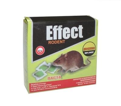 Паста примамка срещу мишки 65 гр. - Effect Rodent