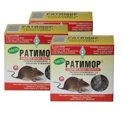 Паста Ratimor 65 гр.
