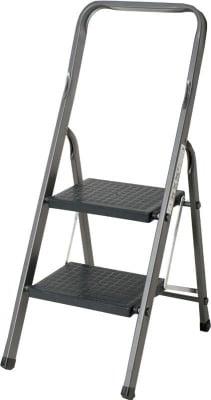 Домакинска стълба с PVC стъпала - 2