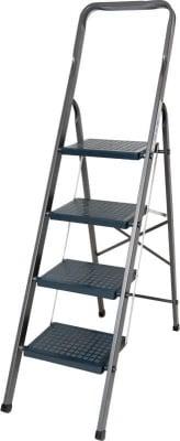 Домакинска стълба с PVC стъпала - 4