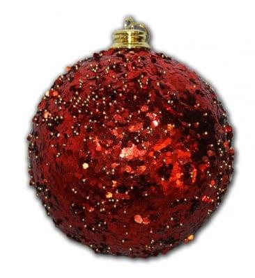 Коледна украса - топки