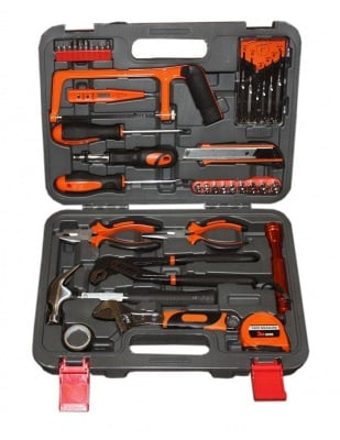 Комплект ръчни инструменти - 40 ч. - Bolter