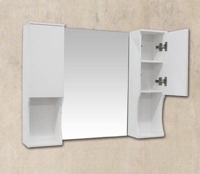 Горен шкаф за баня Капри - Inter Ceramic
