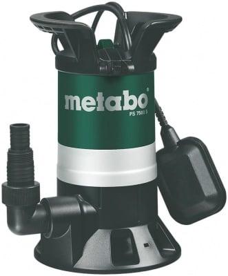 Потопяема помпа PS 7500 S - Metabo