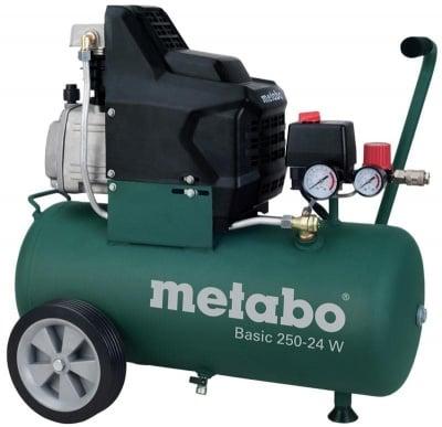 Компресор BASIC 250-24 W - Metabo