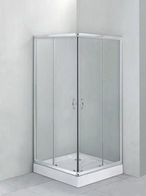 Квадратна душ кабина
