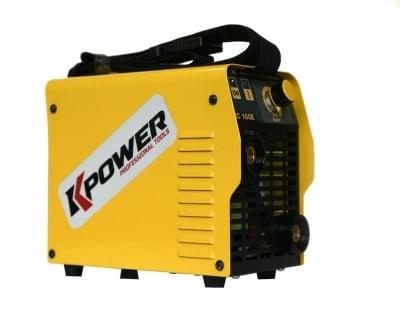 Инвенторен заваръчен апарат ARC 160 E - Kpower