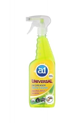 Обезмаслител A1 Universal Degreaser Home  500 мл.