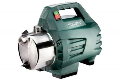 Градинска помпа Metabo P 4500 Inox