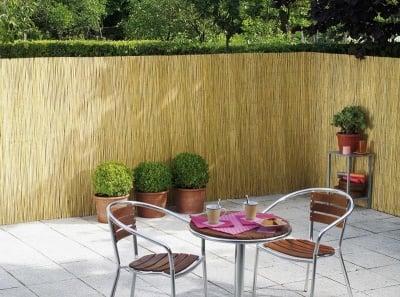 Декоративна ограда Naturcane тръстика 1.5x5 м.