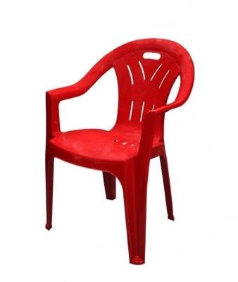 Стол Olimp червен