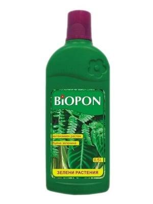 Toр Biopon за зелени растения