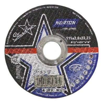 Карбофлексов диск за метал ф 115