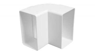 Коляно вертикално Vents PVC