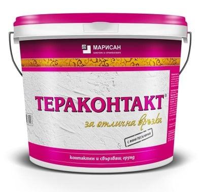Контактен и свързващ грунд Тераконтакт 5 кг.