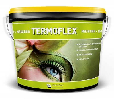 Грунд за фасади Термофлекс Colour Primer - 3 л.