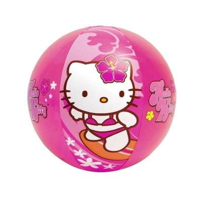 Детска надуваема топка Hello Kitty - Intex