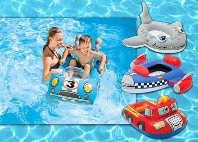 Детска надуваема лодка - Intex