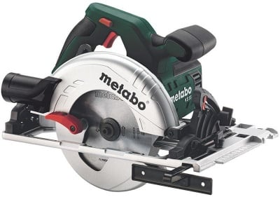 Ръчен циркуляр KS 55 FS - Metabo
