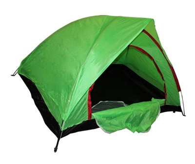 Двуместна палатка