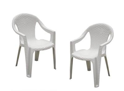 Детско столче тип ратан