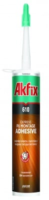 Монтажно лепило Akfix PU Express 610