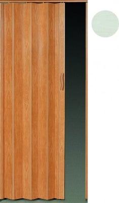 PVC врата тип Хармоника Accordion - бял