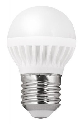 LED топка 5W E27 топла светлина - Ultralux