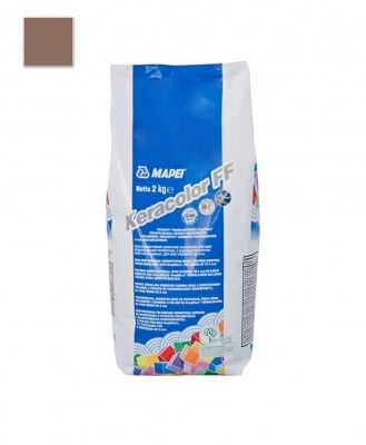 Фугиращa смес MAPEI Keracolor FF Brown - 2 кг.