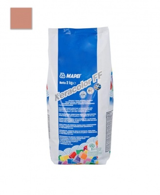 Фугиращa смес MAPEI Keracolor FF Coral - 2 кг.