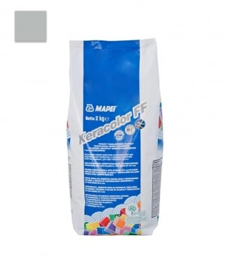 Фугиращa смес MAPEI Keracolor FF Silver grey - 2 кг.