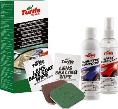 Препарат за възстановяване на фарове Turtle Wax
