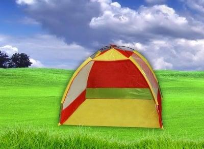 Детска палатка сенник