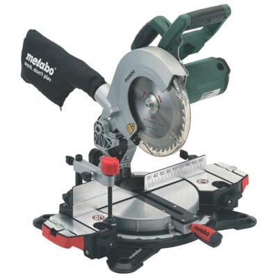 Настолна отрезна машина KS 216 M Lasercut - Metabo