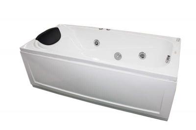 Хидромасажна вана - дясна - Inter Ceramic