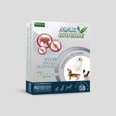 Противопаразитна каишка за кучета 38 см. - Max Biocide NBP