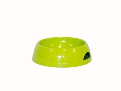 Пластмасова купа за домашни любимци 470 мл. зелена
