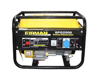 Бензинов Генератор 2 kW SPG 2500 - Firman
