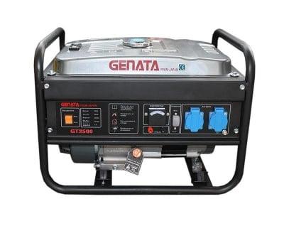 Бензинов Генератор 2,2 kW GT 2500 - Genata