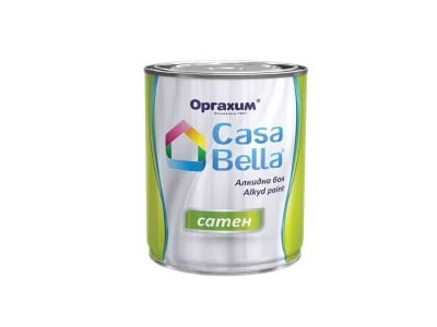 Алкидна боя Casa Bella сатен 0.650 л.