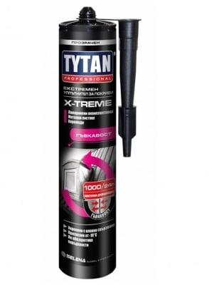 Уплътнител за покриви с фибри X-Treme Tytan Professional
