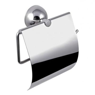 Поставка за тоалетна хартия с капак  Classic Kapitan