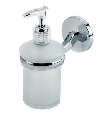 Дозатор за течен сапун със стойка Chroma
