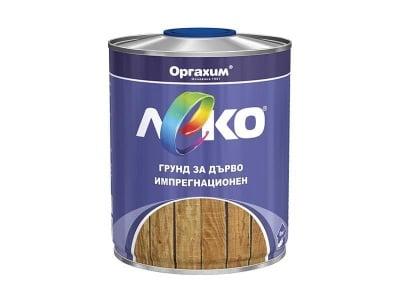 Импрегнационен грунд за дърво Leko